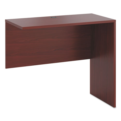 Image for 10500 Series Standing Height Return Shell, 48w X 24d X 42h, Mahogany