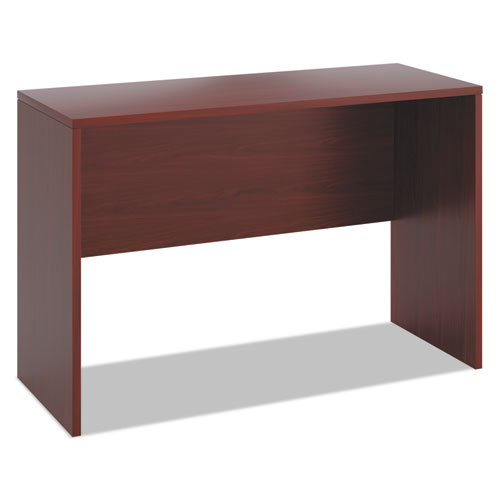 Image for 10500 Series Standing Height Desk Shell, 60w X 24d X 42h, Mahogany