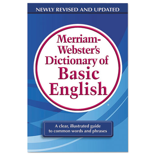Image for Dictionary Of Basic English, Paperback, 800 Pages