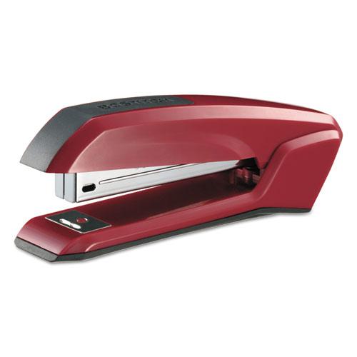 Ascend Stapler, 20-Sheet Capacity, Red