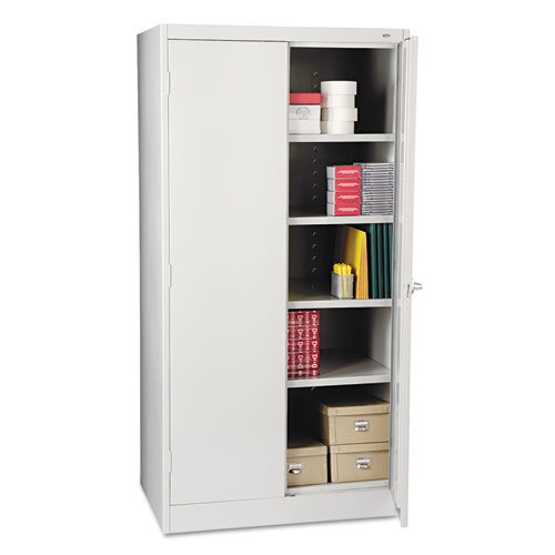 Image for 72' High Standard Cabinet, 36w X 24d X 72h, Light Gray