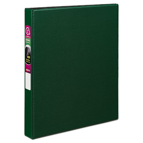 DURABLE NON-VIEW BINDER WITH DURAHINGE AND SLANT RINGS, 3 RINGS, 1