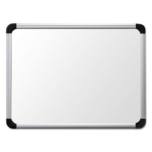 Porcelain Magnetic Dry Erase Board, 24 X36, White