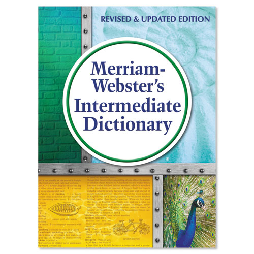 Image for Intermediate Dictionary, Grades 6-8, Hardcover, 1,024 Pages