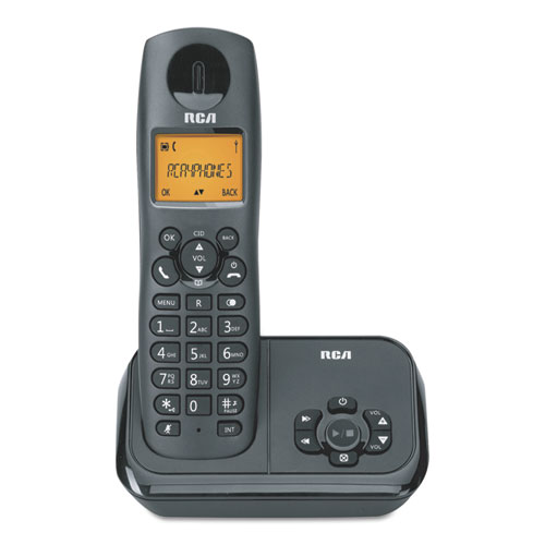 Image for 2162 Series One Line Cordless Phone, Dect 6.0