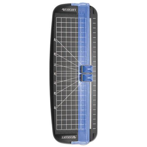 Multi-Purpose Personal Trimmer, 10 Sheets, Plastic, 6.38 X 12