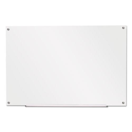 Frameless Glass Marker Board, 36