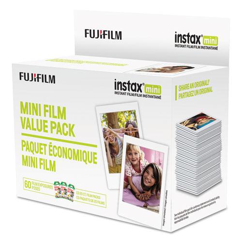 Image for Instax Mini Film, 800 Asa, 60-Exposure Roll