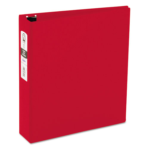 ECONOMY NON-VIEW BINDER WITH ROUND RINGS, 3 RINGS, 2