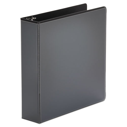 ECONOMY ROUND RING VIEW BINDER, 3 RINGS, 2