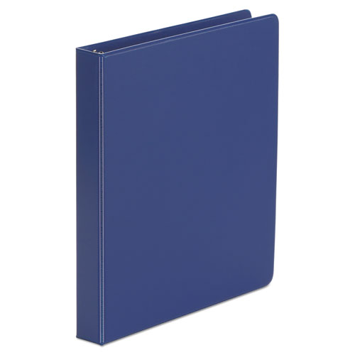 ECONOMY NON-VIEW ROUND RING BINDER, 3 RINGS, 1