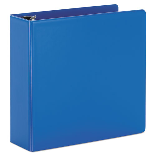 SUPERSTRENGTH LOCKING SLANT-D RING BINDER, 3 RINGS, 4