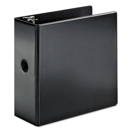 SUPERSTRENGTH LOCKING SLANT-D RING BINDER, 3 RINGS, 5
