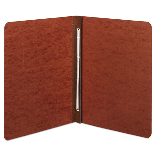 Presstex Report Cover, Side Bound, Prong Clip, Letter, 3