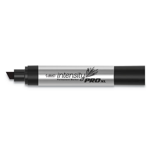INTENSITY METAL PRO XL PERMANENT MARKER, BROAD, BLACK