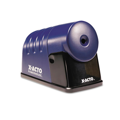 POWERHOUSE OFFICE ELECTRIC PENCIL SHARPENER, AC-POWERED, 3