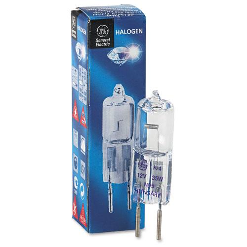 Image for HALOGEN BI-PIN T3 LIGHT BULB, 35 W