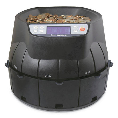 Image for Coin Counter/sorter, Pennies Through Dollar Coins