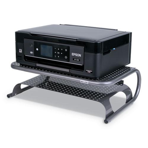 Metal Desktop Printer/monitor Stand, 18 1/2
