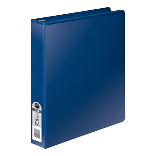 368 BASIC ROUND RING BINDER, 3 RINGS, 1