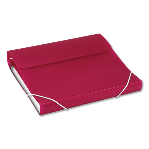 DUO 2-IN-1 BINDER ORGANIZER, 3 RINGS, 1