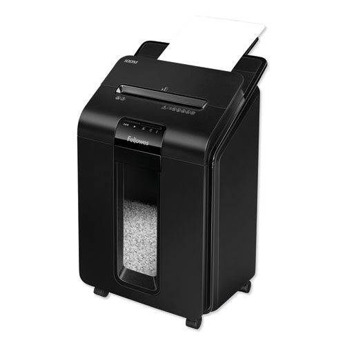 Image for AUTOMAX 100M AUTO FEED MICRO-CUT SHREDDER, 100 AUTO/10 MANUAL SHEET CAPACITY