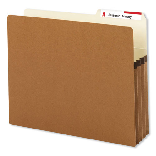 REDROPE DROP FRONT FILE POCKETS, 3.5