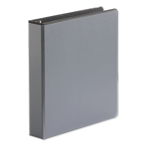 DELUXE EASY-TO-OPEN D-RING VIEW BINDER, 3 RINGS, 1.5