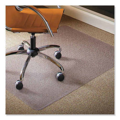 Natural Origins Chair Mat For Carpet, 46 X 60, Clear