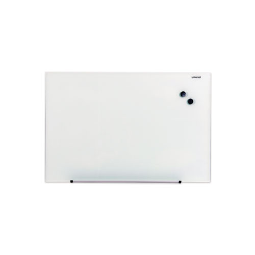 Frameless Magnetic Glass Marker Board, 36