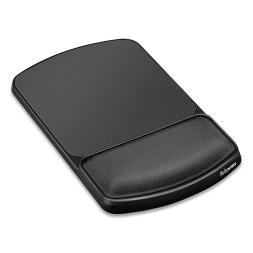 GEL MOUSE PAD WITH WRIST REST, 6.25