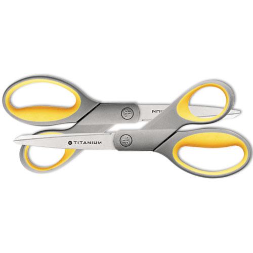 Titanium Bonded Scissors, 8