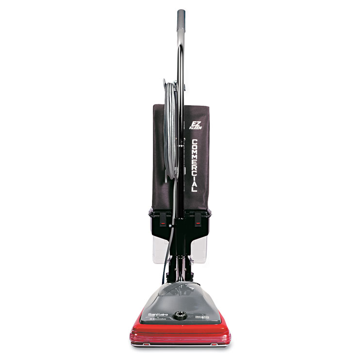 Electrolux Lightweight Bagless Upright Vacuum Gray/Red